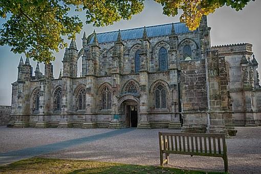 capilla Rosslyn - escocia - edimburgo
