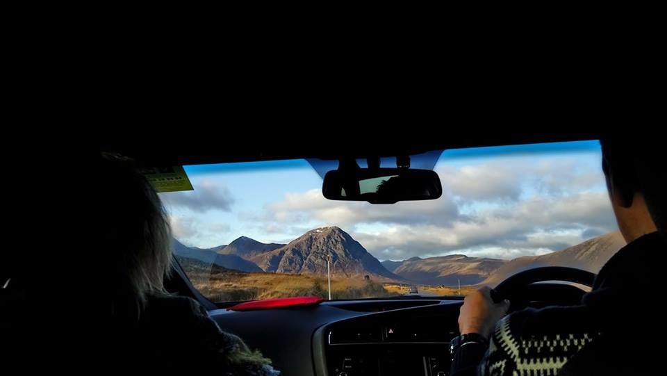 road trip - carretera - coche - montaña