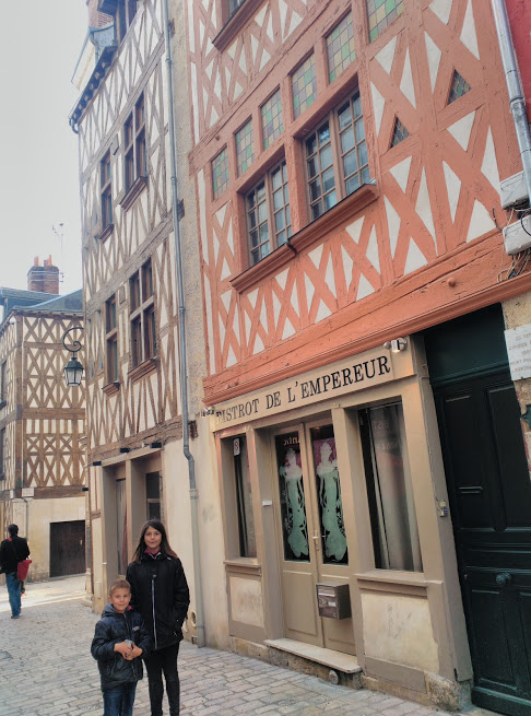 restaurante - orleans -calles - centro historico