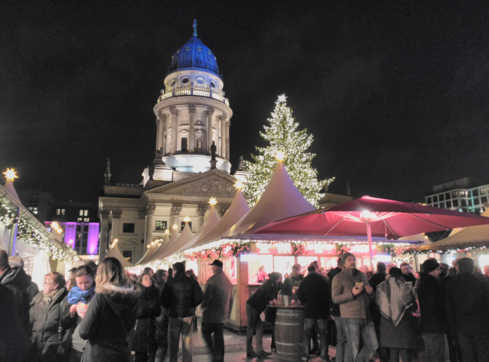 mercadillos - navidad - christmas - berlín