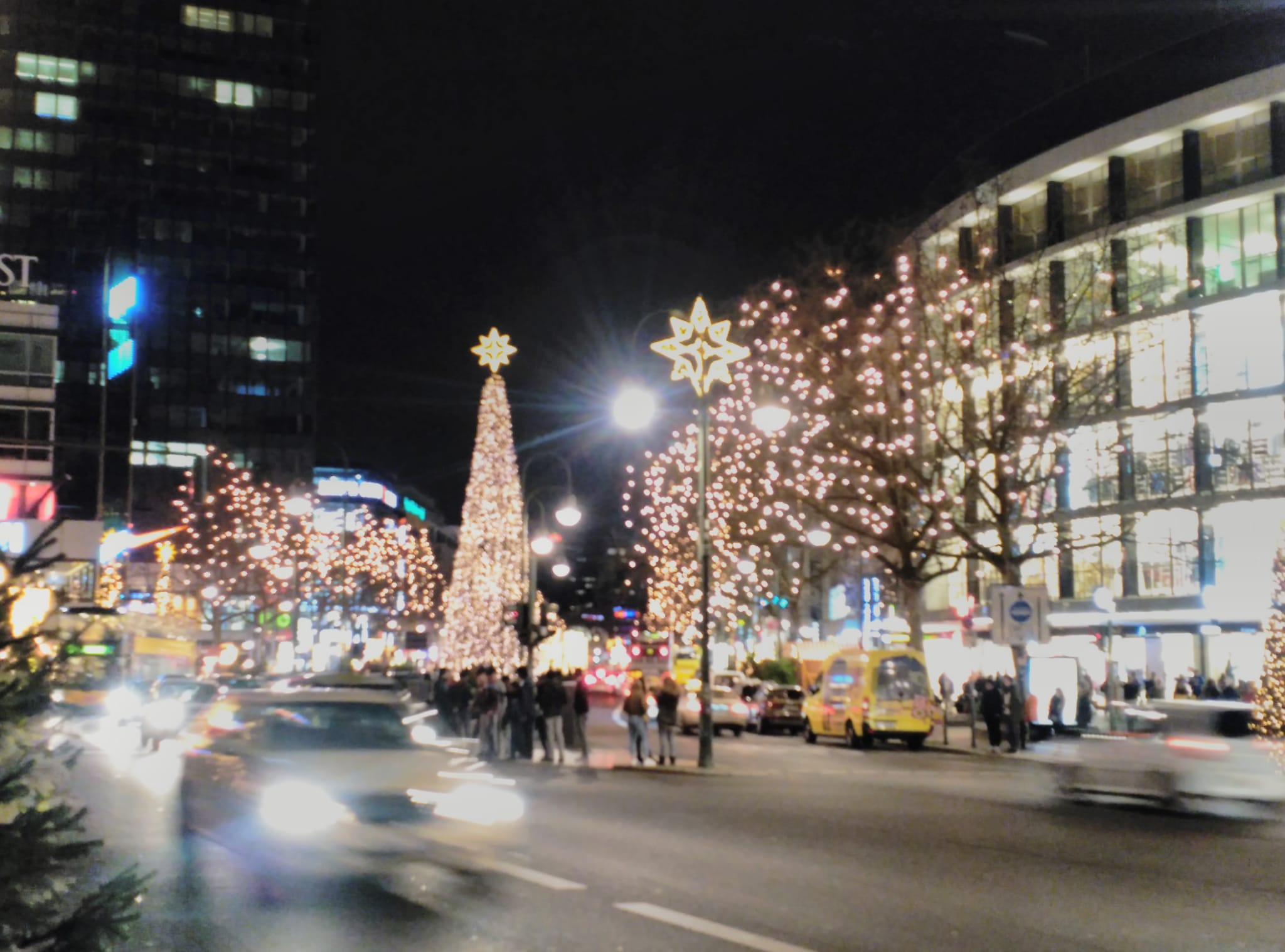 mercadillos - navidad - berlín - christmas