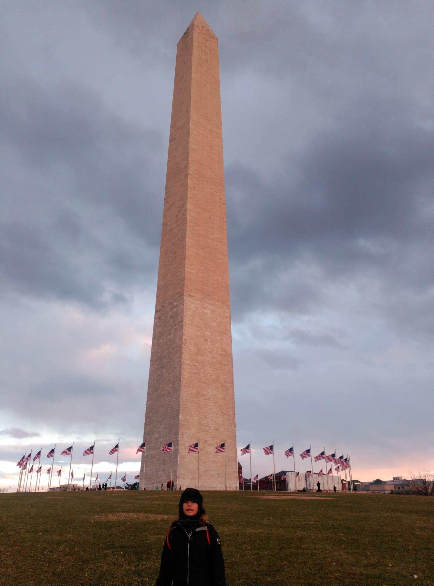 obelisco - monumento - washington