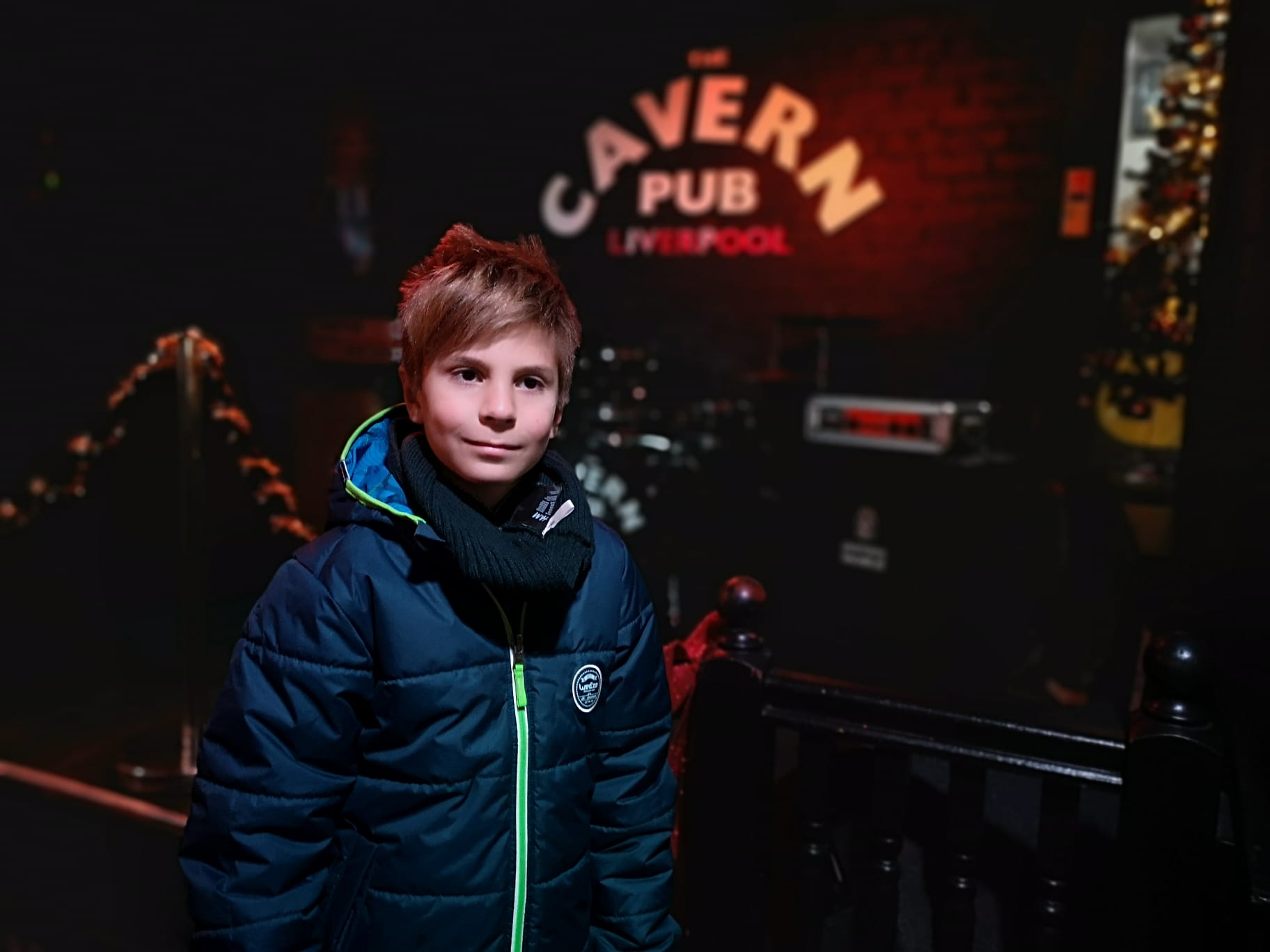 niño - cavern club - pub - liverpool