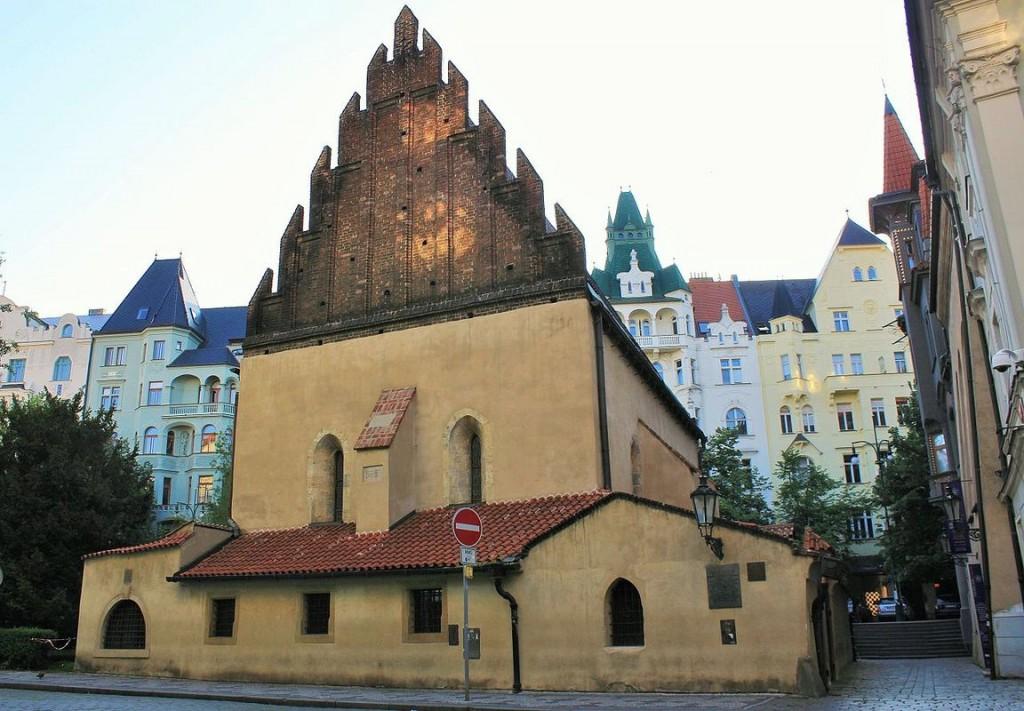 antigua sinagoga - praga