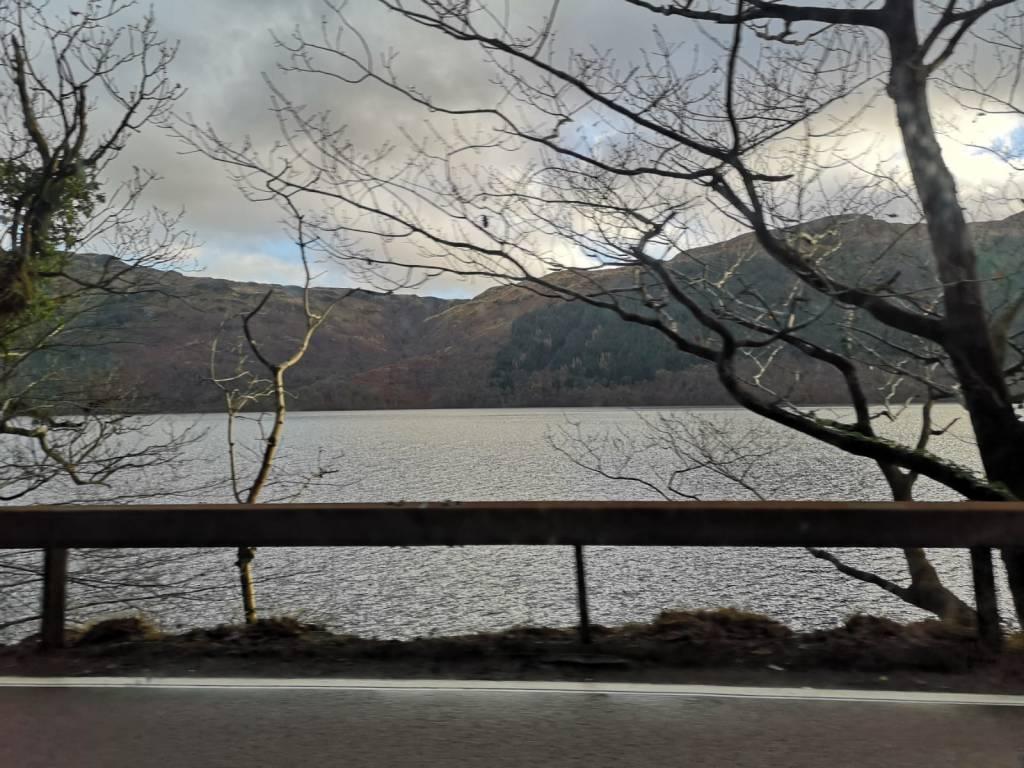Lago Lommon - Escocia