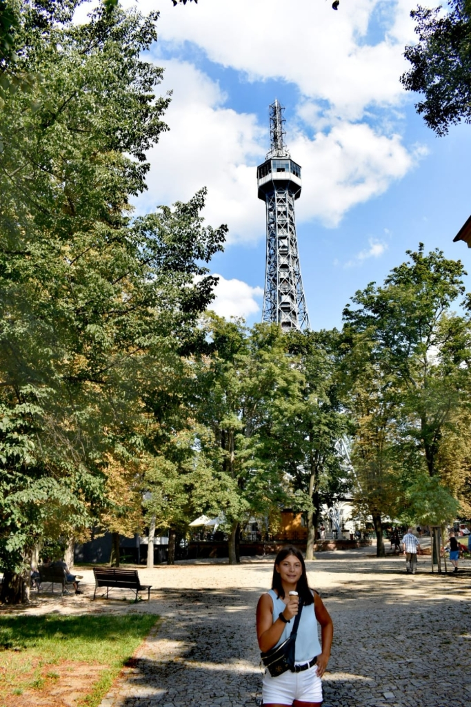 monte Petrin - praga - torre